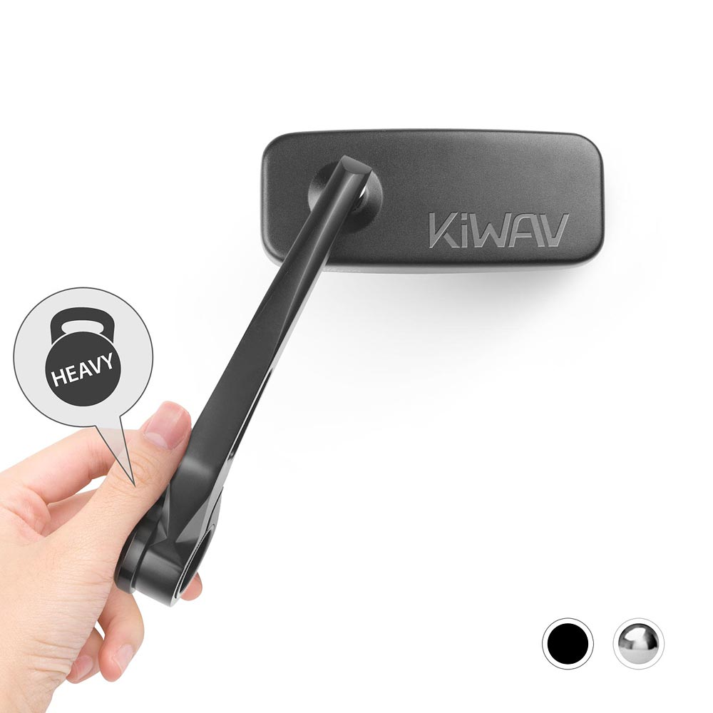 Classic heavy weight bar end mirrors
