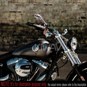 Harley softail breakout rear view mirror
