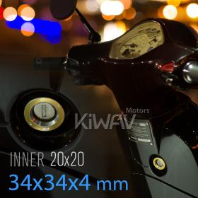 Fits Vespa LX LXV S ET4 GTS GTV, Piaggio BV TYPHOON X8 X9 ZIP, Gilera ICE RUNNER FX FXR VX VXR, Aprilia SR MOTARDlock body trim,steering lock surround, cover steering lock, Ignition switch, lock housing,GILERA,PIAGGIO,