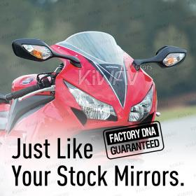 OEM quality replacement mirrors FH-300 for Honda CBR1000RR a pair