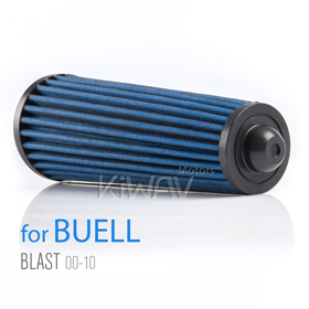 Motorcycle Air Filter Buell BLAST 500C.C 00-10