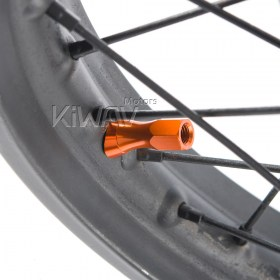 Rim Lock,bead stopper,bead lock,bead stop Motocross, Dirt bike, off-road motorcycle rim lock nut and beveled washer Yamaha | Honda | Kawasaki | KTM Husqvarna 1.85